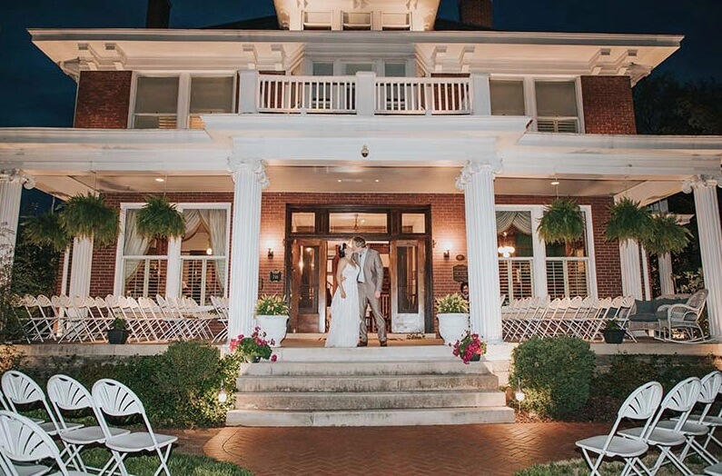 the timothy demonbreun house affordable wedding venues nashville