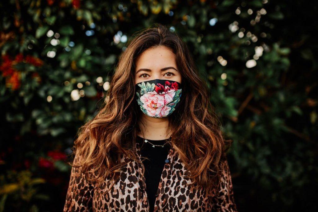 johnny was face mask wedding masks