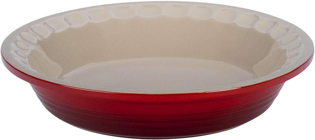 Le Creuset Heritage Stoneware Pie Pan