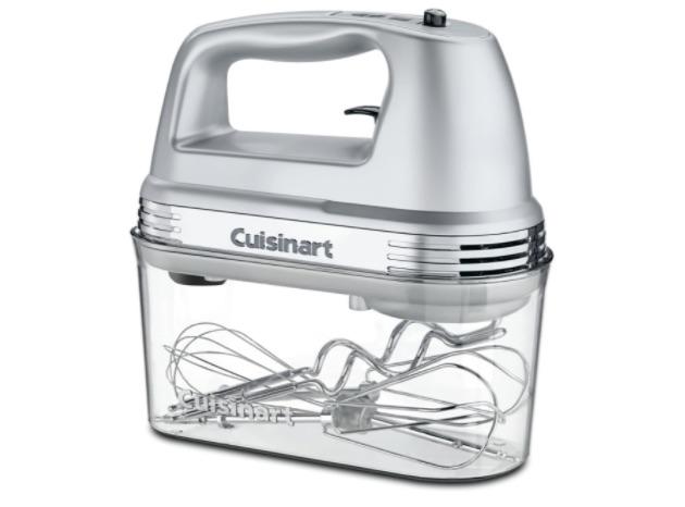Cuisinart Power Advantage Plus 9-Speed Handheld Mixer with Storage Case