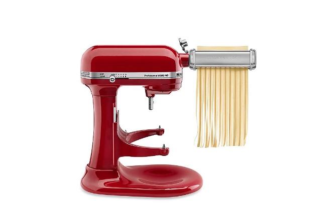 KitchenAid 3-Piece Pasta Roller Attachment Set