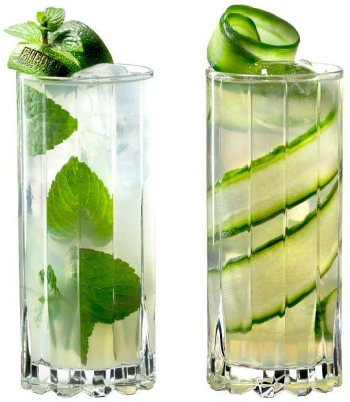 Riedel Drink Specific Glassware Highball Glass best barware for wedding registry