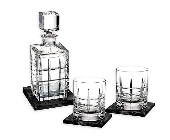 wedding registry ideas waterford cluin barware collection