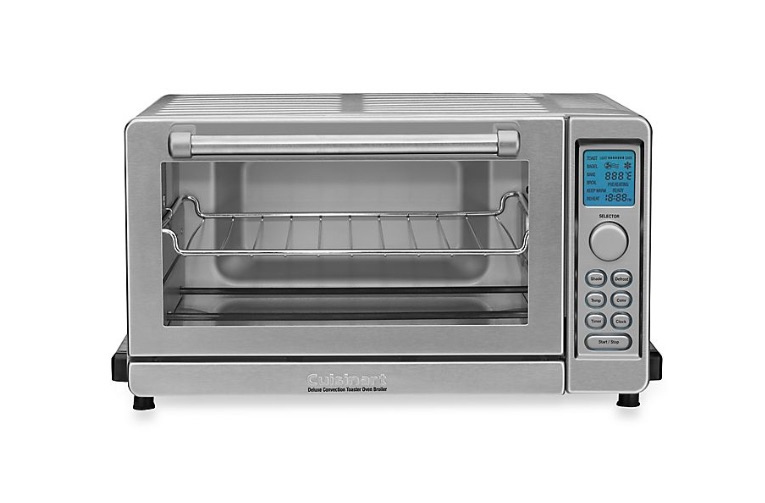 wedding registry ideas cuisinart deluxe convection toaster oven