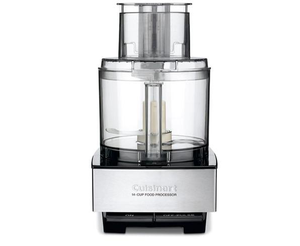 wedding registry ideas cuisinart 14-cup food processor