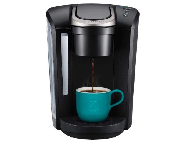 wedding registry ideas keurig k-select single serve coffee maker