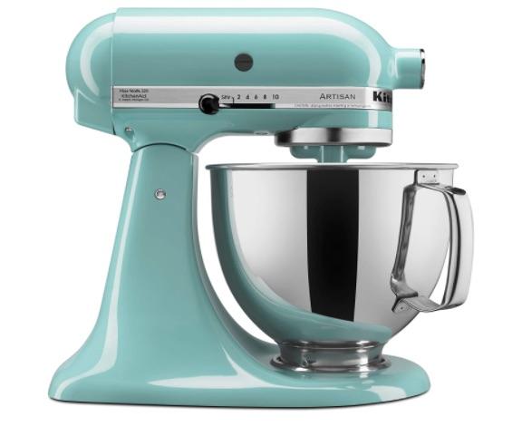 KitchenAid Artisan Series 5-Quart Stand Mixer with Pouring Shield