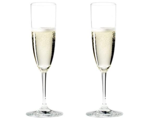 Riedel VINUM Champagne Glasses