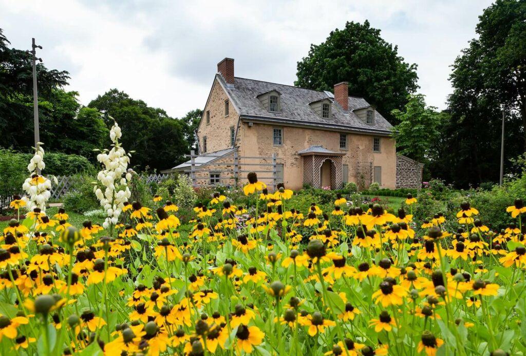 bartram's garden outdoor wedding venues philadelphia