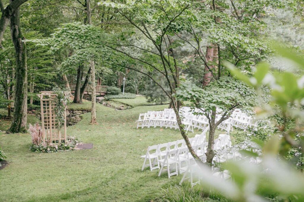 pomme outdoor wedding venues philadelphia
