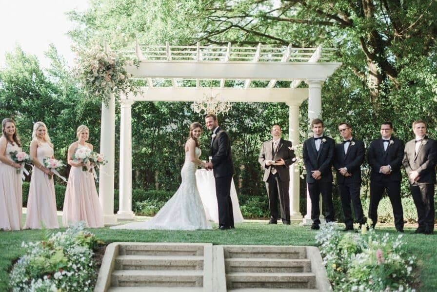 separk mansion outdoor wedding venues charlotte nc
