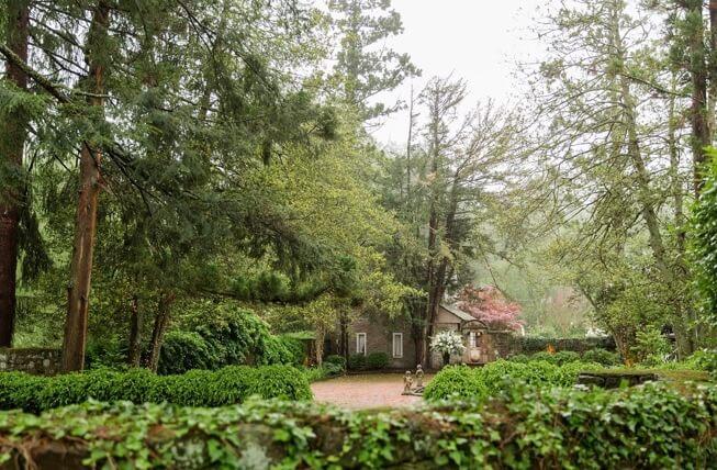 hollyhedge estate outdoor wedding venues philadelphia