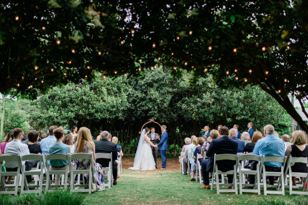 mcgill rose garden outdoor wedding venues charlotte nc