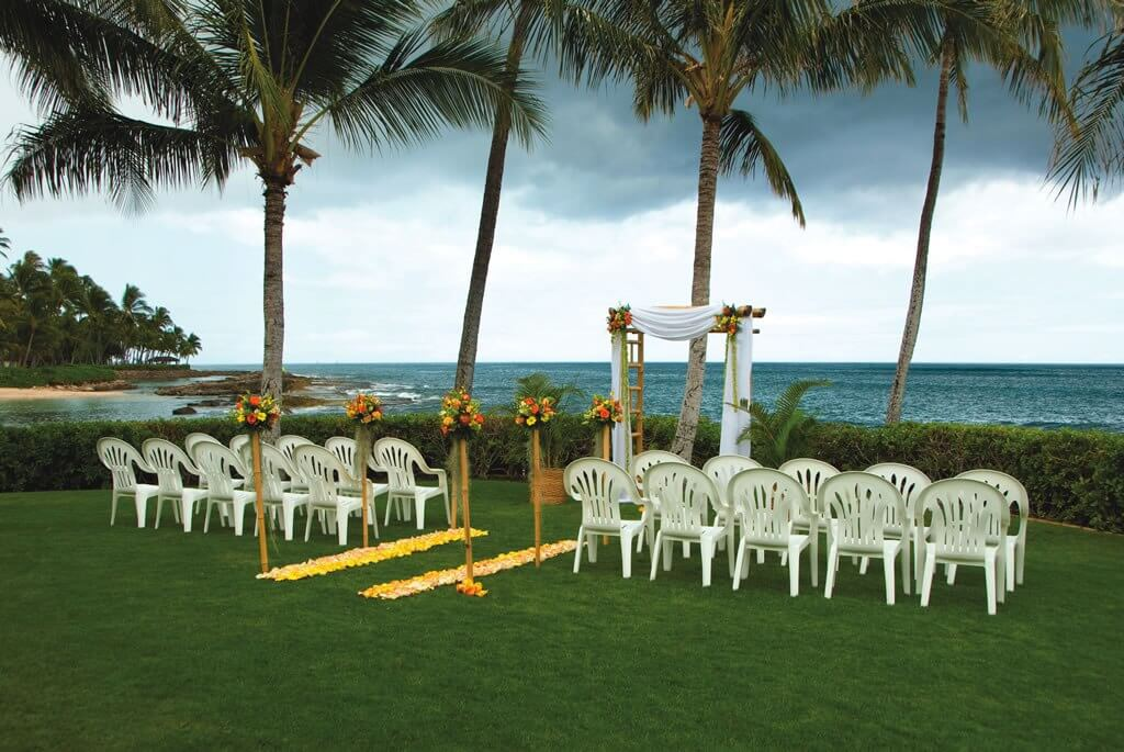 paradise cove oahu wedding venues