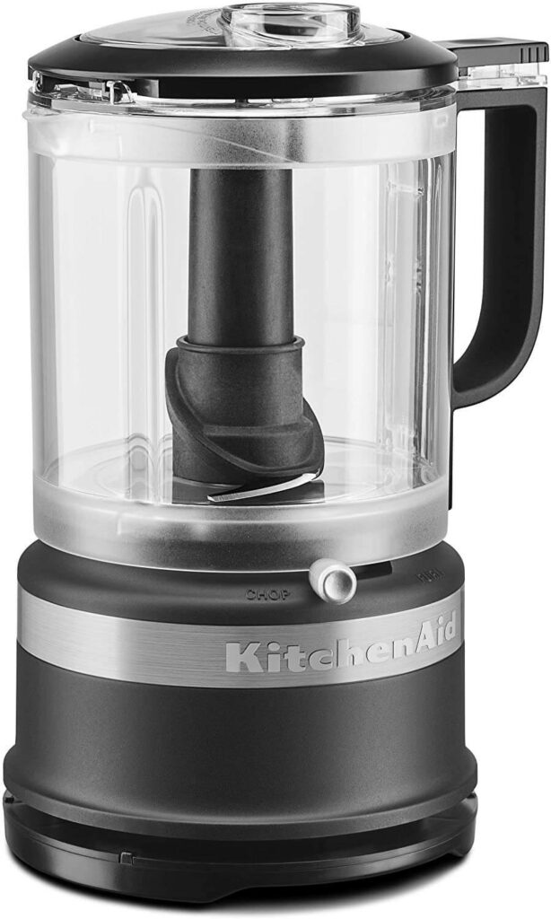 KitchenAid 5-Cup Whisking Accessory Food Chopper bridal shower gift ideas