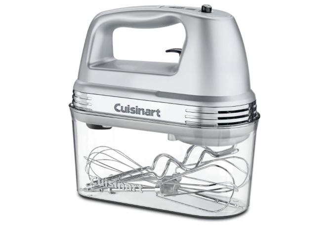 Cuisinart Power Advantage Plus 9-Speed Handheld Mixer with Storage Case bridal shower gift ideas