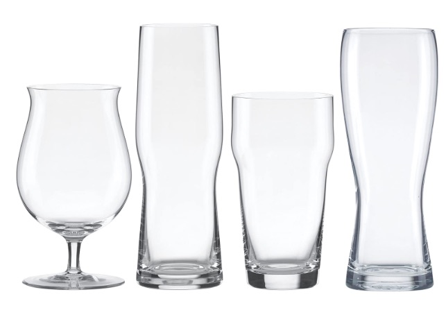 Lenox Tuscany Classics 4-Piece Assorted Craft Beer Set bridal shower gift ideas