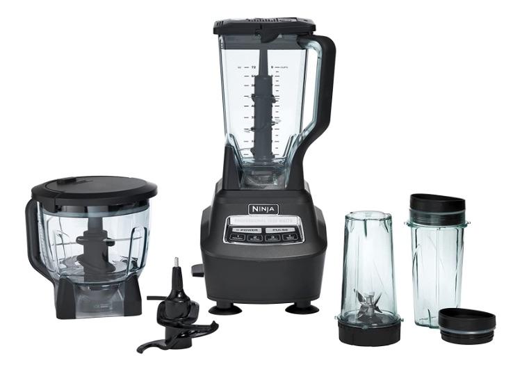 Ninja Mega Kitchen System and Blender bridal shower gift ideas