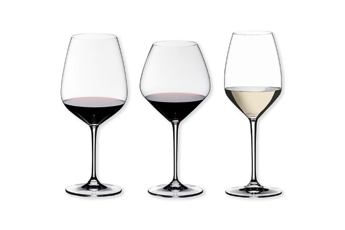Riedel Heart to Heart Wine Glass Collection bridal shower gift ideas