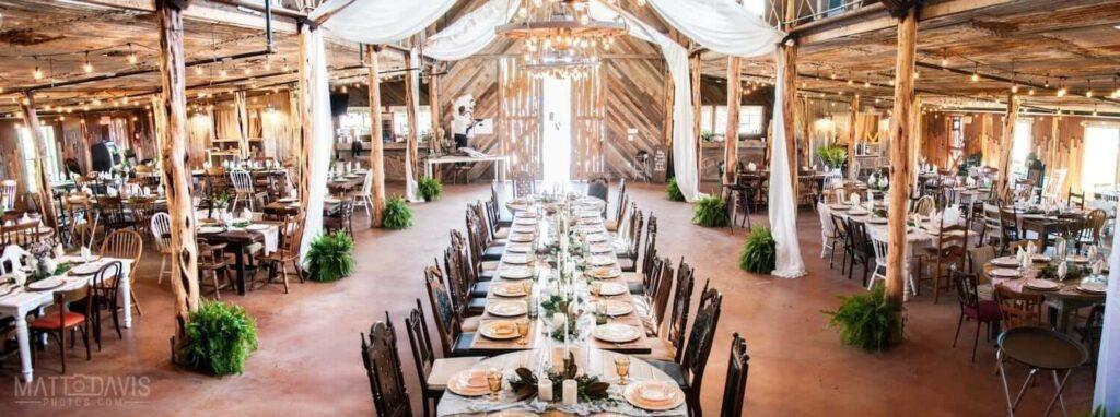 rustic wedding venues san antonio rancho la mission