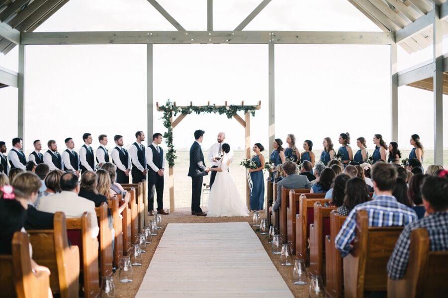 rustic wedding venues san antonio the allen farmhaus