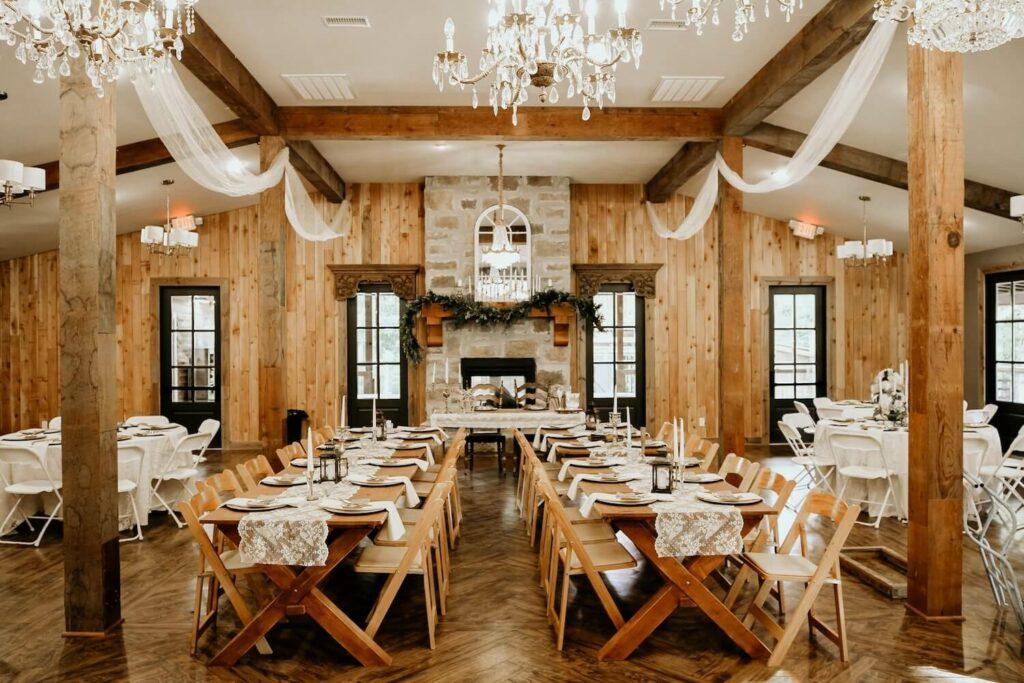 the grand hall rustic wedding venues houston