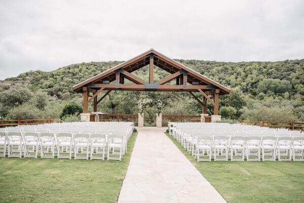 rustic wedding venues san antonio the milestone boerne