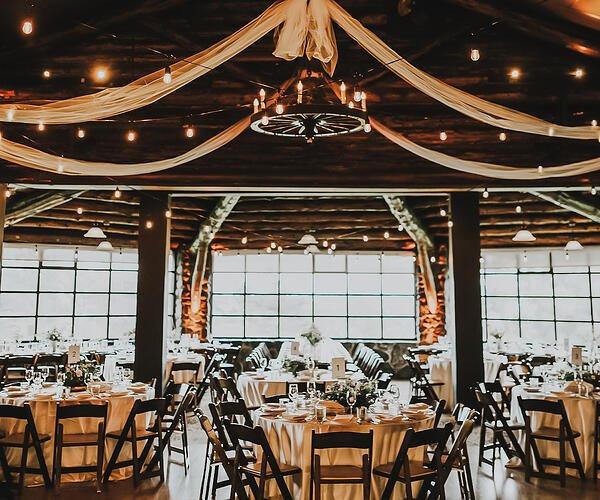 presidio log cabin rustic wedding venues bay area