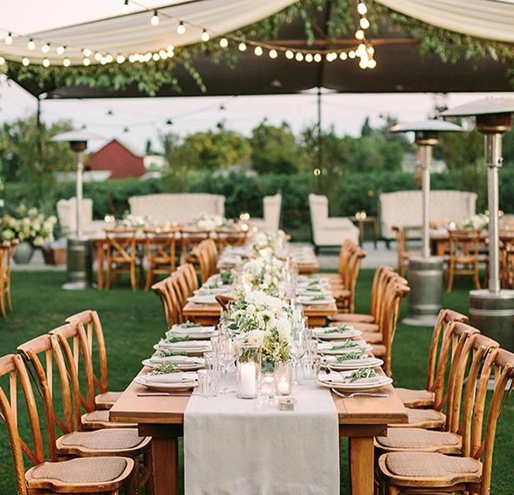 farmstead at longmeadow ranch rustic wedding venues bay area