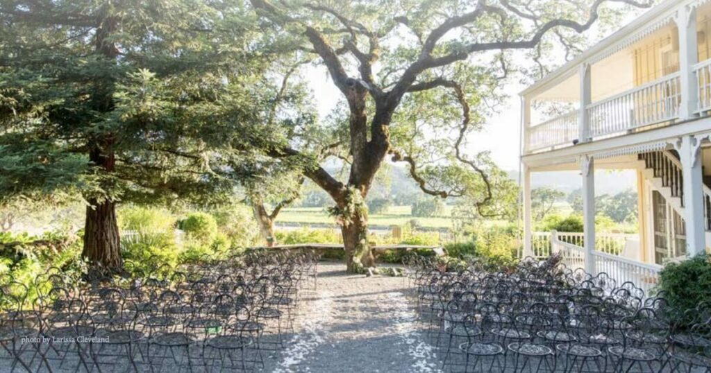 beltane ranch rustic wedding venues bay area