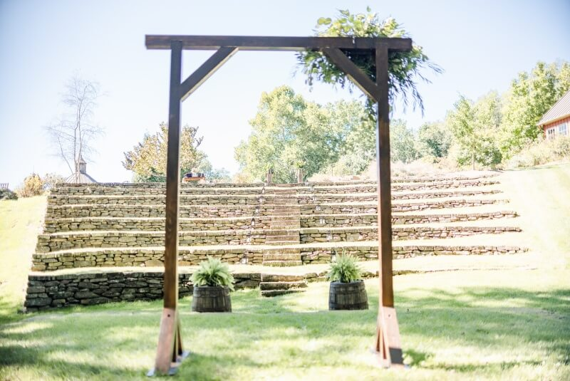 affordable wedding venues columbus ohio clary gardens
