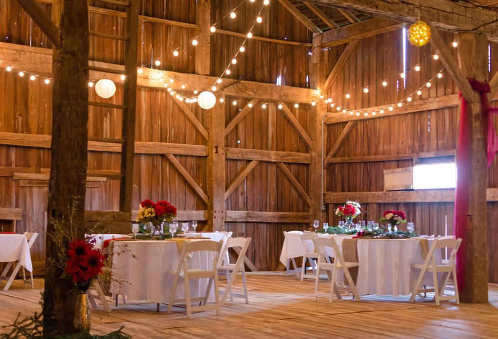 affordable wedding venues columbus ohio maplewood farm