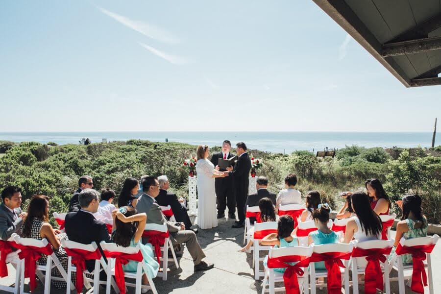 seymour marine discovery center rustic wedding venues bay area