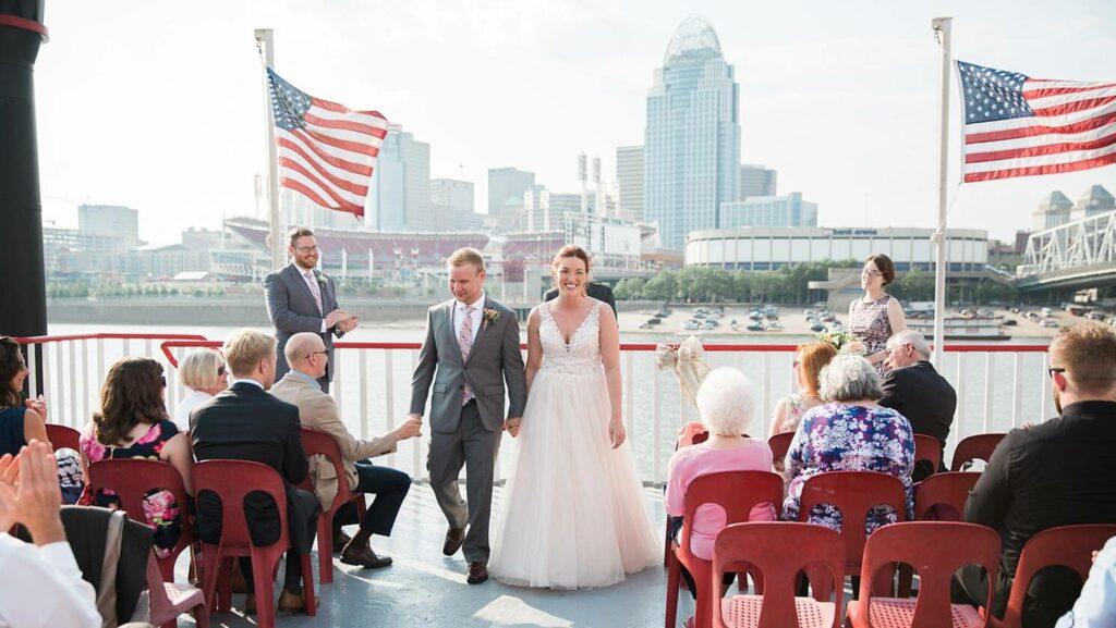 affordable wedding venues cincinnati bb riverboats