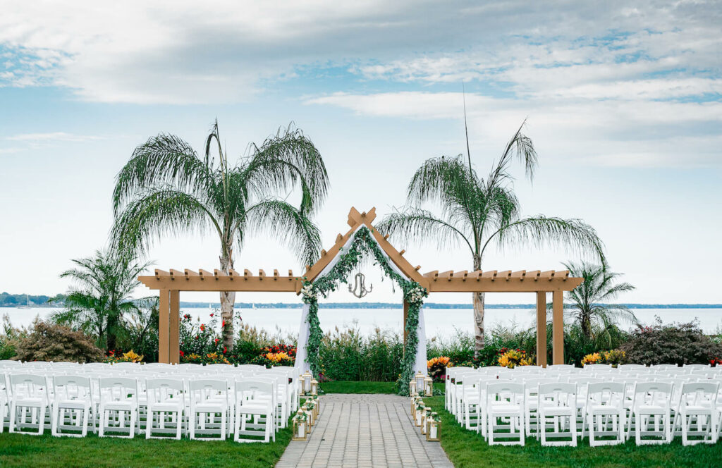 herrington on the bay affordable wedding venues baltimore